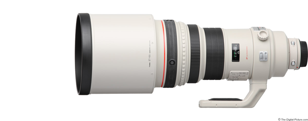 Canon EF 400mm f/2.8 L IS USM Lens Product Images