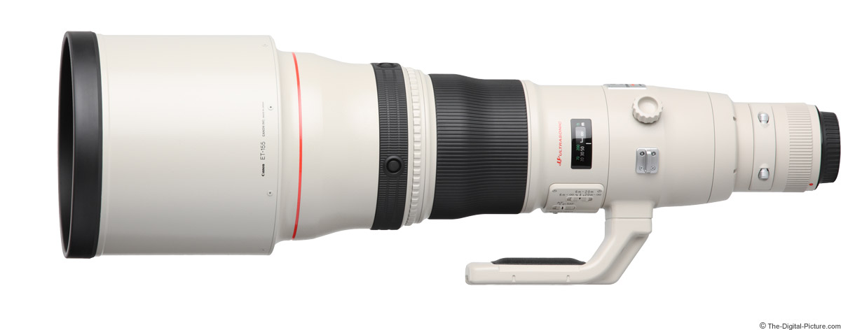 Canon EF 800mm f/5.6 L IS USM Lens