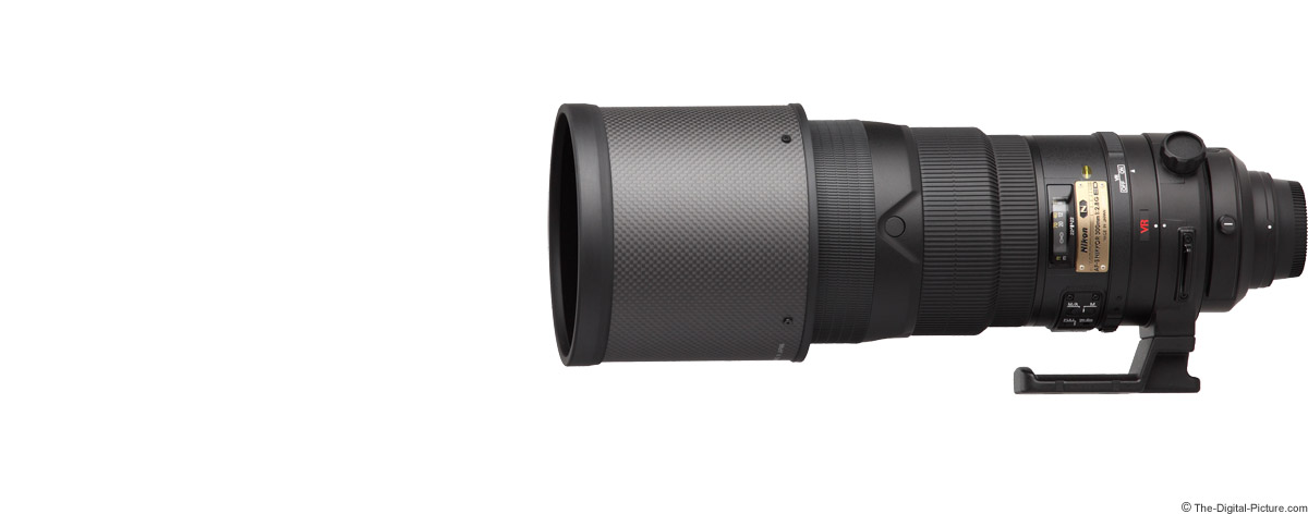 Nikon 300mm f/2.8G AF-S VR Lens Product Images