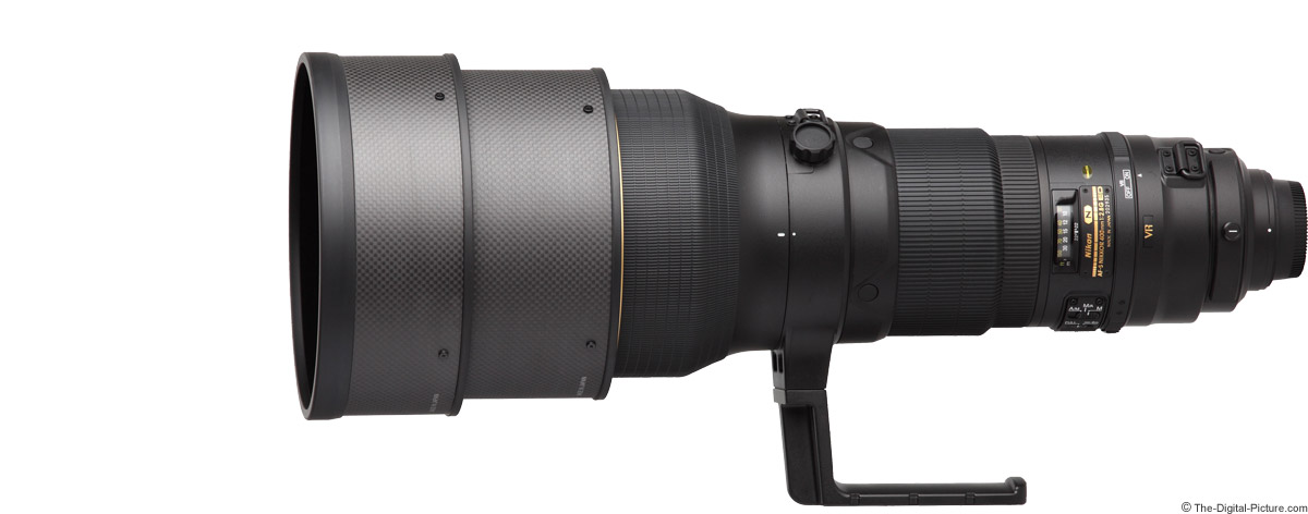 Nikon 400mm f/2.8G AF-S VR Lens Product Images