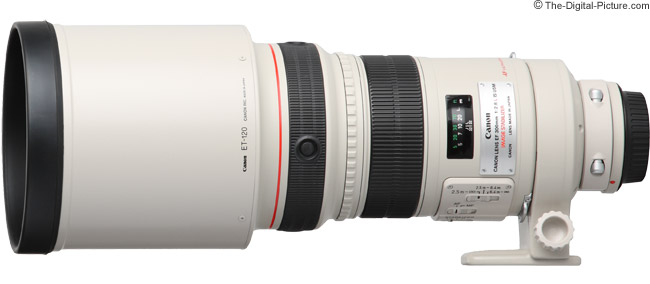 Canon EF 300mm f/2.8L IS USM Lens Product Images