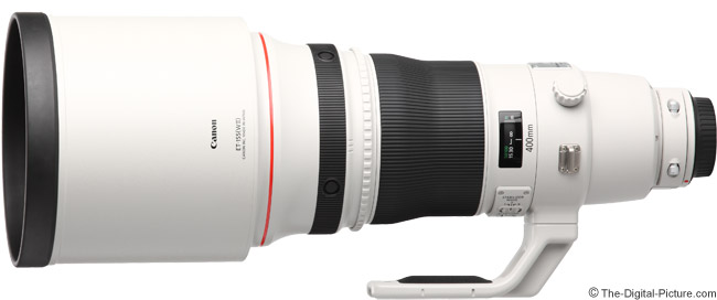 Canon EF 400mm f/2.8 L IS II USM Lens Product Images