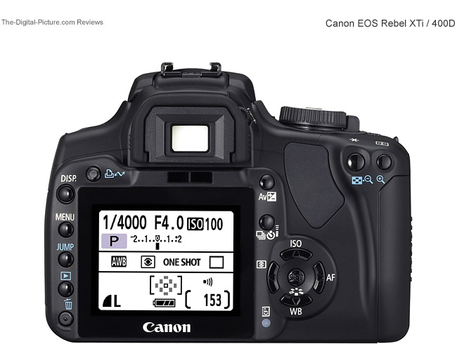 canon eos digital rebel xti manual download