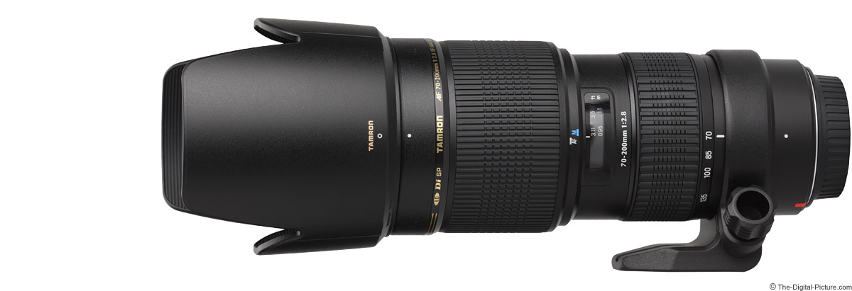 Tamron 70-200mm f/2.8 Di Macro Lens Product Images