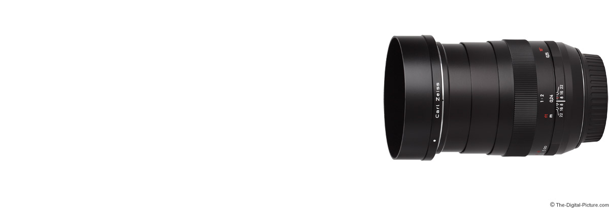 Zeiss 50mm f/2.0 Makro-Planar T* ZE Lens