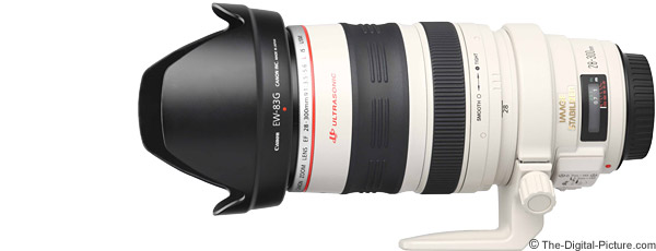 Canon EF 28-300mm f/3.5-5.6 L IS USM Lens Product Images