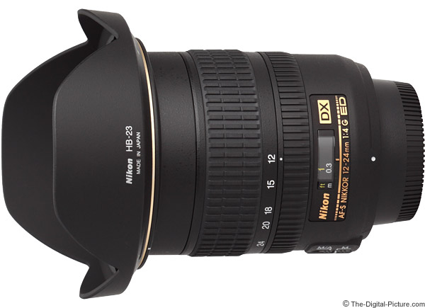 Nikon 12-24mm f/4G AF-S DX Lens Product Images