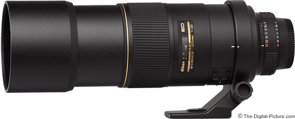 Nikon 300mm f/4D AF-S Lens Product Images