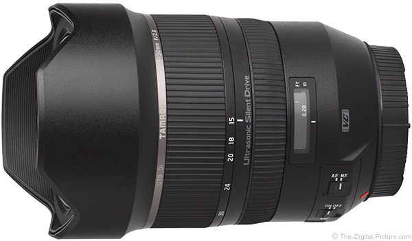 Tamron 15-30mm f/2.8 Di VC USD Lens Product Images