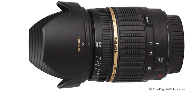 Tamron 17-50mm f/2.8 XR Di II Lens Product Images