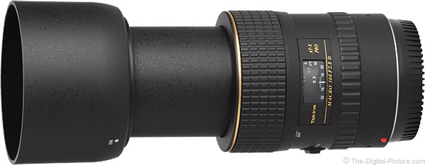 Tokina 100mm f/2.8 AT-X Pro Macro Lens Product Images