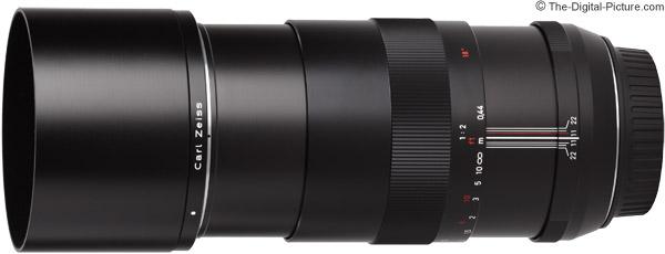 Zeiss 100mm f/2 Makro-Planar T* ZE Lens Product Images