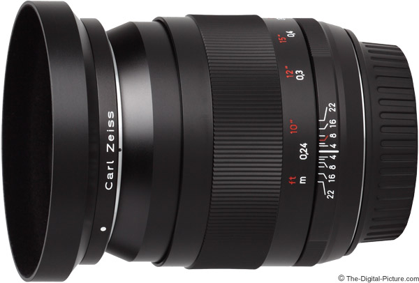 Zeiss 28mm f/2.0 Distagon T* ZE Lens Product Images