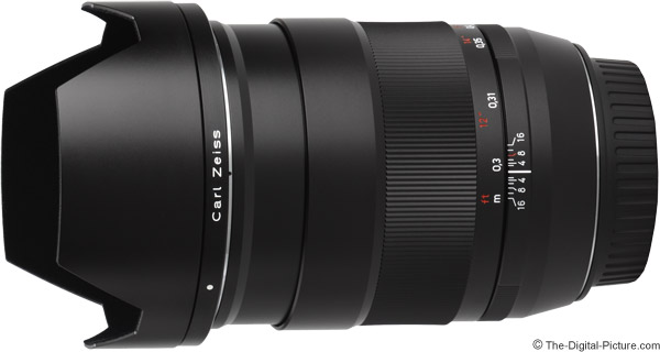Zeiss 35mm f/1.4 Distagon T* ZE Lens Product Images