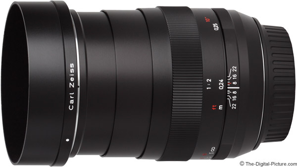 Zeiss 50mm f/2.0 Makro-Planar T* ZE Lens Product Images