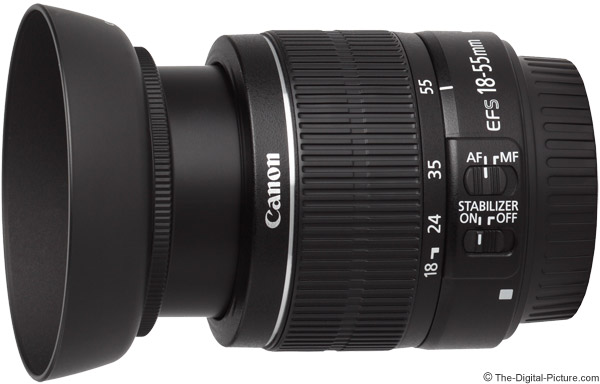 Reviews Canon EF S  mm f IS II Lens Reviewaspx