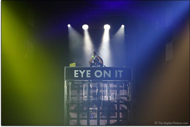 Concert Picture - DJ