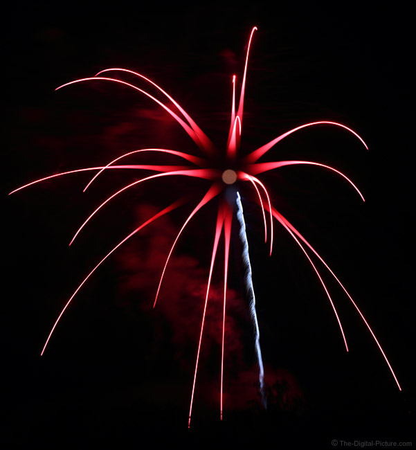 Fireworks Tentacles