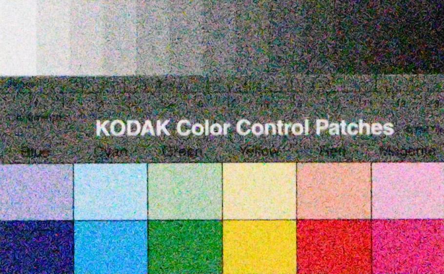 Nikon Z 7 ISO 102400 Noise