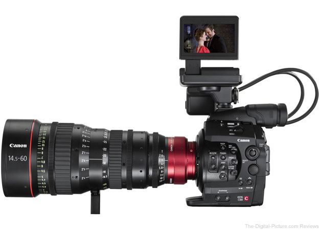 Canon EOS C300 Digital Cinema Camera
