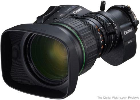 Canon KJ20x8.2B Portable HD Lens