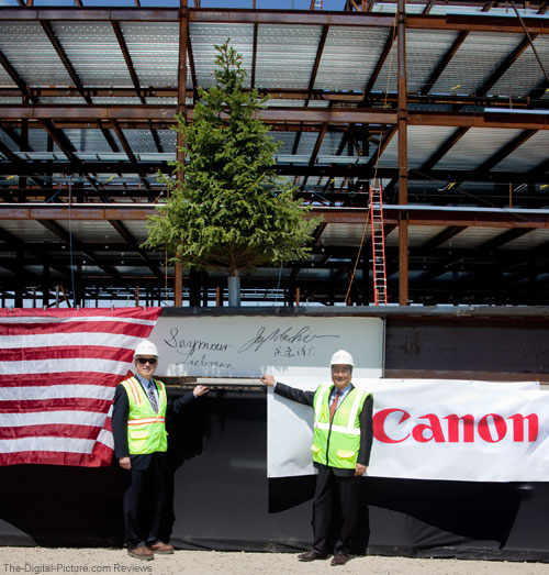 Canon USA's New Headquarters