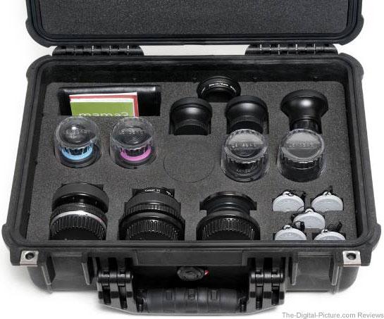 Lensbaby Movie Makers Kit In Case