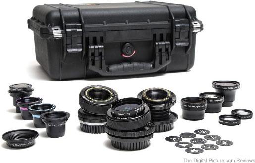 Lensbaby Movie Makers Kit