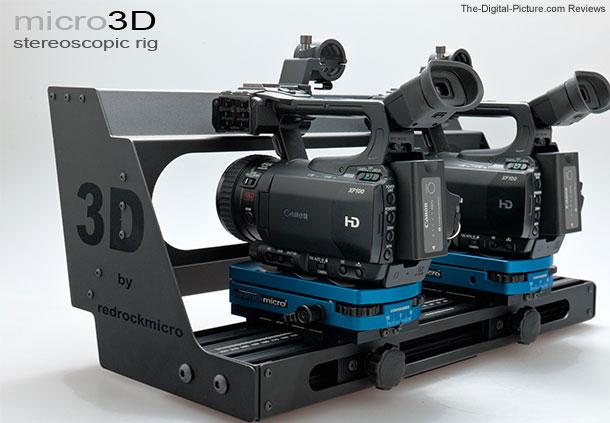 Redrock Micro micro3D Stereoscopic Rig