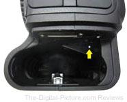 Canon EOS-1D X Service Notice White Dot