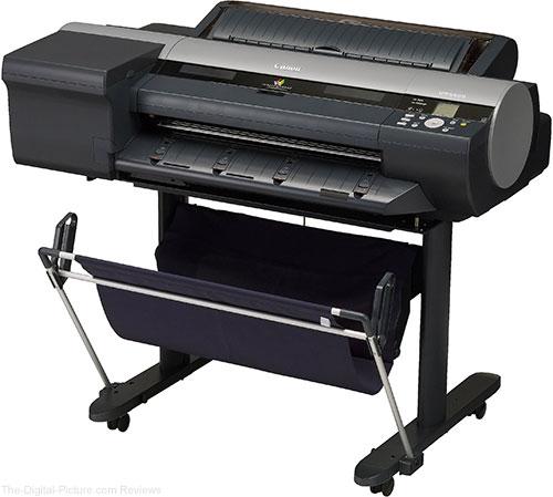 Canon imagePROGRAF Large-Format Printers