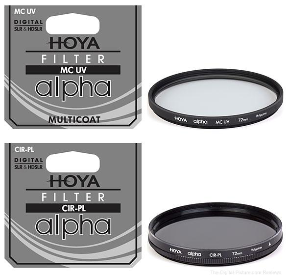 Hoya Alpha Filters