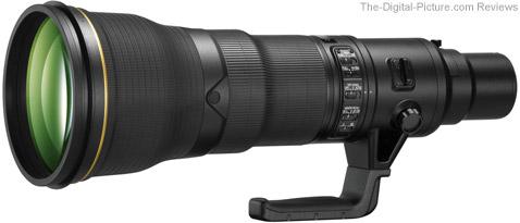 Nikon 800mm Super Telephoto Lens