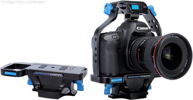 Redrock Micro ultraCage & ultraBase HDSLR Support