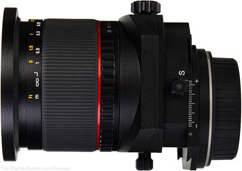 Samyang T-S 24mm 1:3.5 ED AS UMC Tilt-Shift Lens - 4
