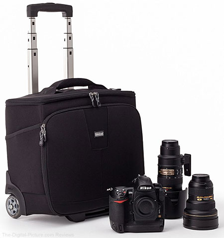 Think Tank Photo Airport Navigator Rolling Photography Case