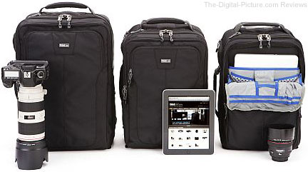 Think Tank Photo Travel-Specific Backpacks