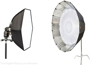 New Glow Series Light Modifiers Being Shipped by Adorama