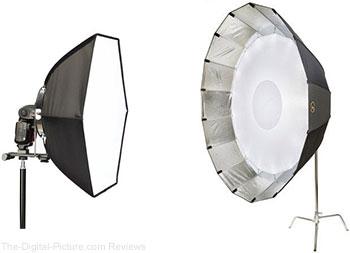 Adorama Glow Series Light Modifiers