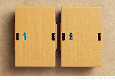 Canon LP-E6 Built-In Battery Management Guide