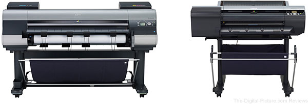Canon imagePROGRAF iPF8400S and iPF6400S Large Format Printers