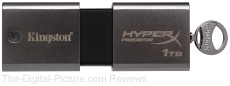 DataTraveler HyperX Predator 3.0 USB 1TB Flash Drive