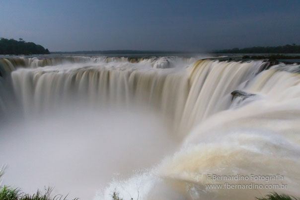 My Most Challenging Shot: Iguazú Falls by Moonlight