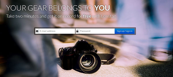 Protecting your Camera Gear with Lenstag