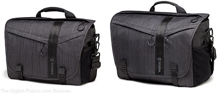 Tenba Announces DNA Messenger Bags