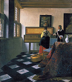 Did Vermeer Use a Camera Obscura to Create His Masterpieces?