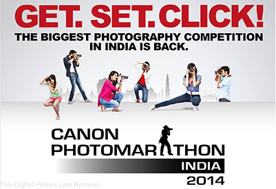 "Canon's Something ""BIG"" is a Photography Competition in India"
