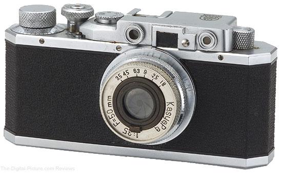 Canon Celebrates 80th Anniversary of First Camera