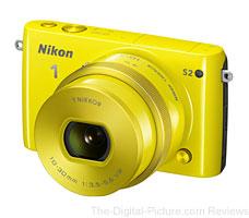 Nikon 1 S2 Announced