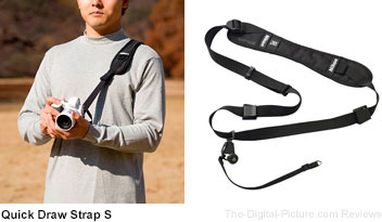 Nikon BlackRapid Quick-Draw Strap S